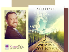 Kidney Donors Journey - Ari Sytner-Kidney-Talk