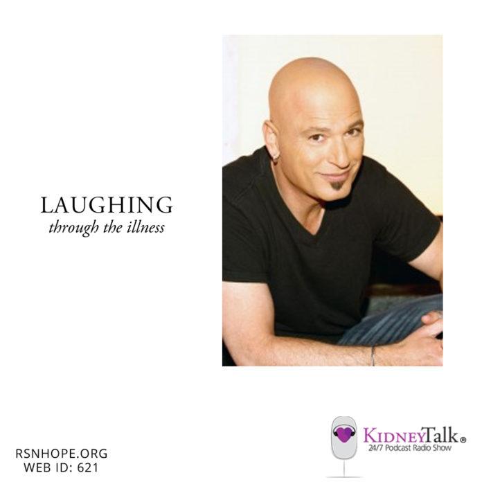 Laughing through illness