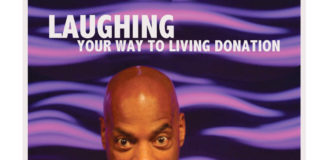 Alonzo Bodden - kidney donor