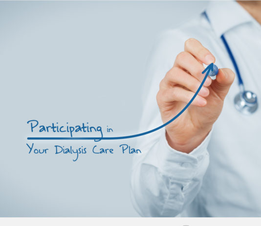 Participating in your Dialysis Care Plan-Kidney-Talk