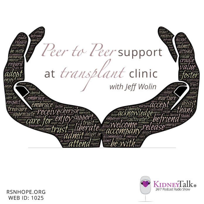Peer to Peer Support-Kidney-Talk
