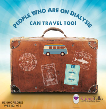 People on Dialysis Can Travel-Kidney-Talk