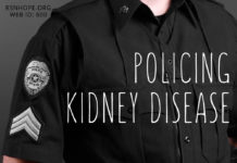 Policing Kidney Disease-Kidney-Talk