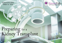 Preparing for a Kidney Transplant-Kidney-Talk