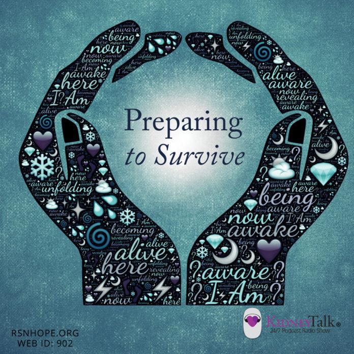 Preparing to Survive-Kidney-Talk