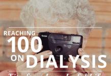 Reaching 100 on Dialysis-Kidney Talk