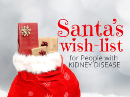 Santas Wish List Kidney Disease-Kidney-Talk