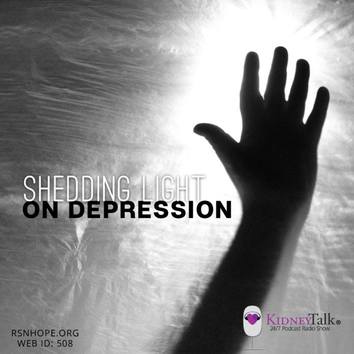 Shedding Light on Depression-Kidney-Talk