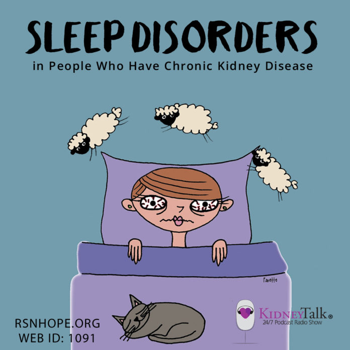 Sleep disorders-kidney disease-kidney-talk