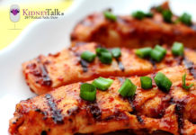 kidney-friendly recipes - spice it up - chef aaron McCargo - Kidney Talk