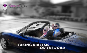 Taking Dialysis on the Road- Travel on Dialysis - Kidney-Talk