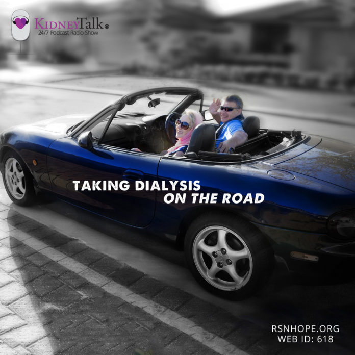 Taking Dialysis on the Road- Travel on Dialysis - Kidney-Talk