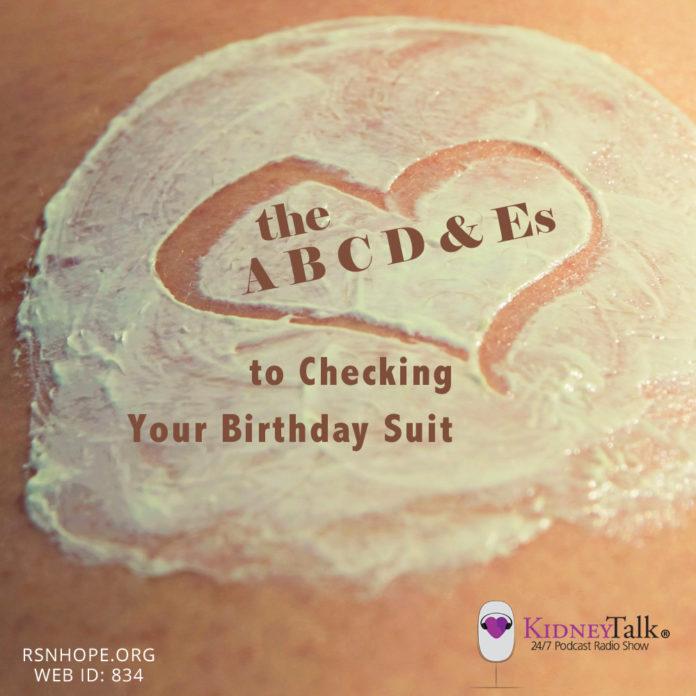 skin cancer - Kidney Talk