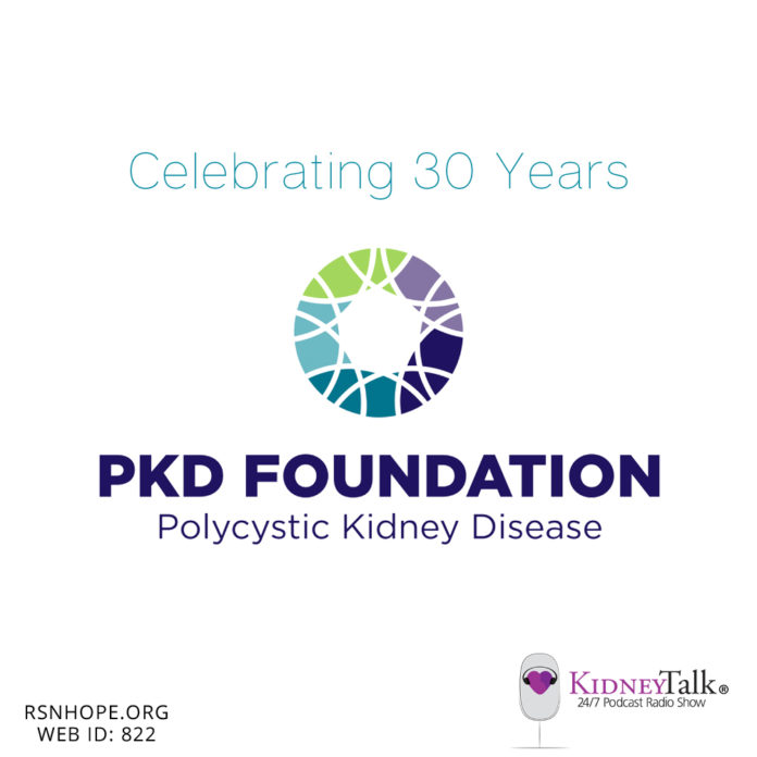 Polycystic Kidney Disease - the PKD Foundation - Kidney Talk