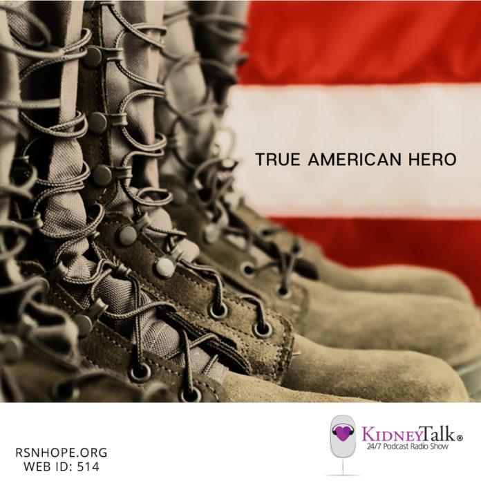 donates a kidney - kidney talk
