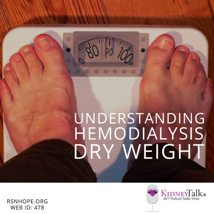 Hemodialysis Dry Weight - kidney talk