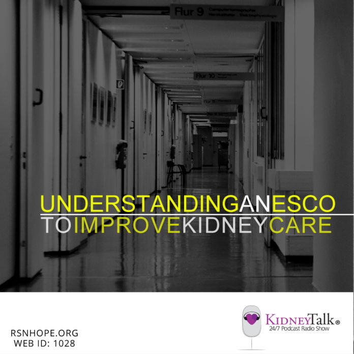 ESCO to Improve Kidney Care - kidney talk