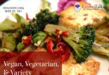 vegan and vegetarian renal diet