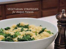 vegetarian renal diet - kidney talk