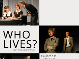 Who Lives by Christopher Meeks - kidney talk