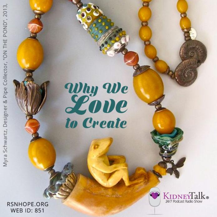 creative therapies - kidney talk