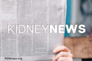 kidney news - resources