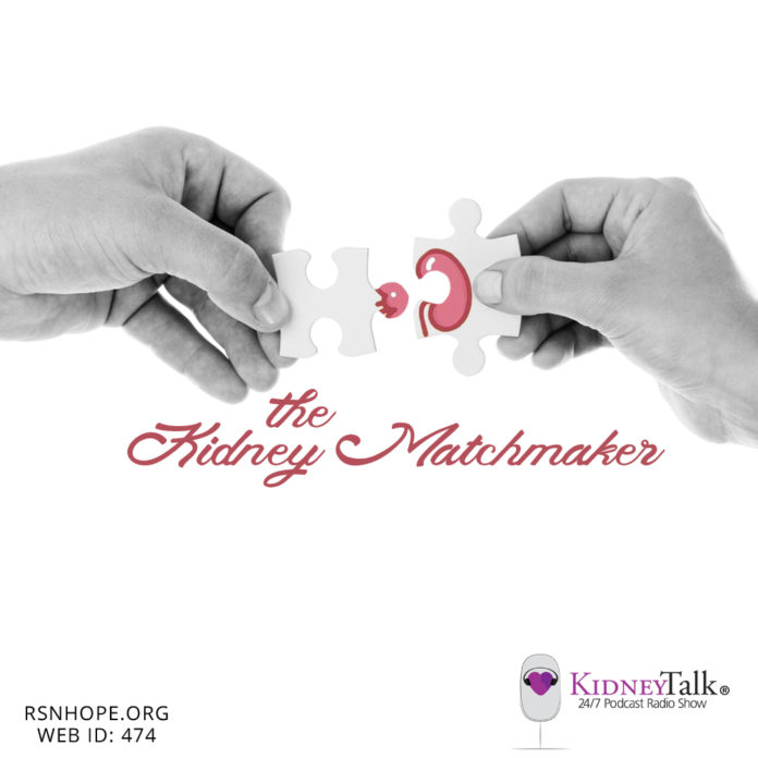 Kidney Matching-Kidney-Talk