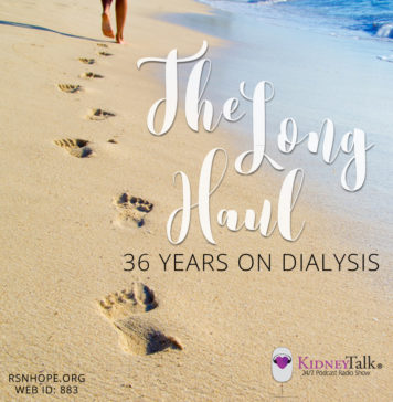 long active life on dialysis - kidney talk