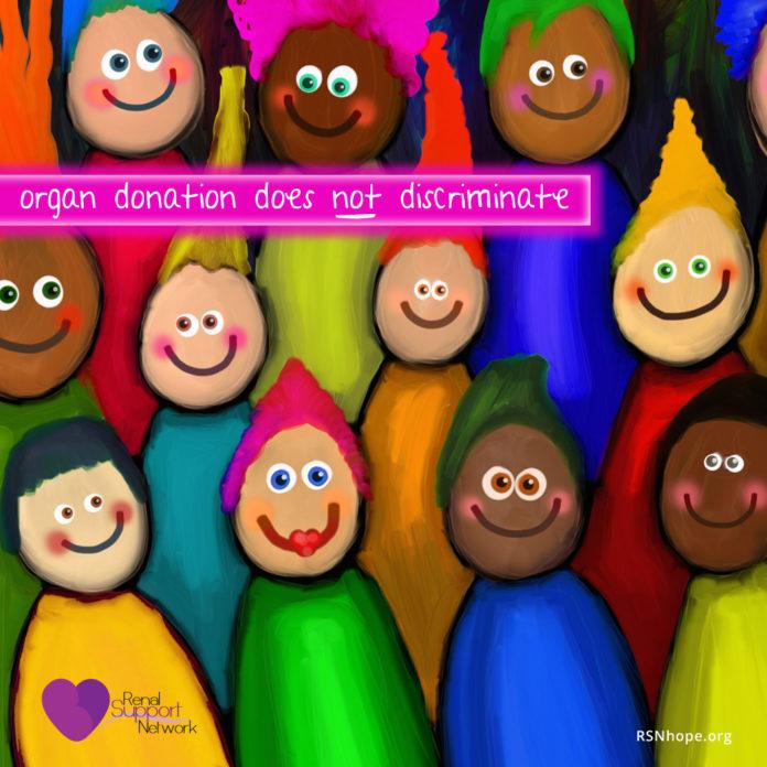 organ donation myth - organ donation and race