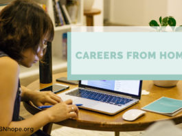 Careers in Sales to Work from Home - careers from home