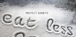 protect kidneys - eat less salt