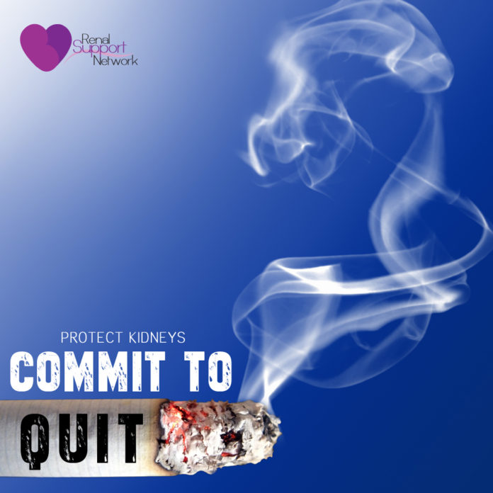 protect kidneys - quit smoking