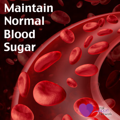protect kidneys - blood sugar
