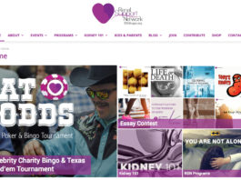 Renal Support Network New Website