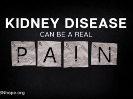 Opioids and kidney disease