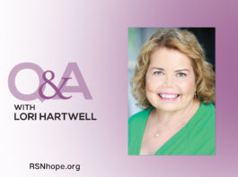 Q and A with Lori Hartwell - living well while on dialysis