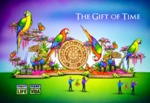 Donatelife-Rose Parade - float - one legacy