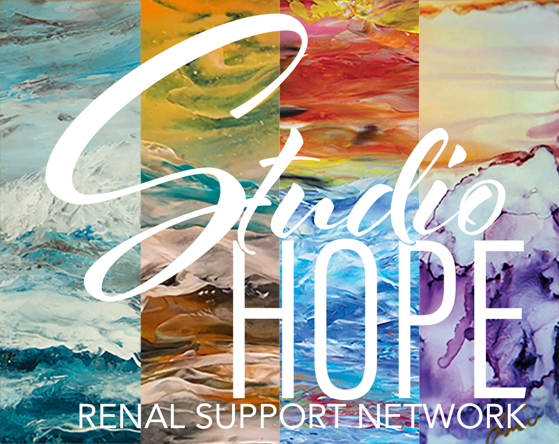 Studio Hope - Renal Support Network -Lori Hartwell