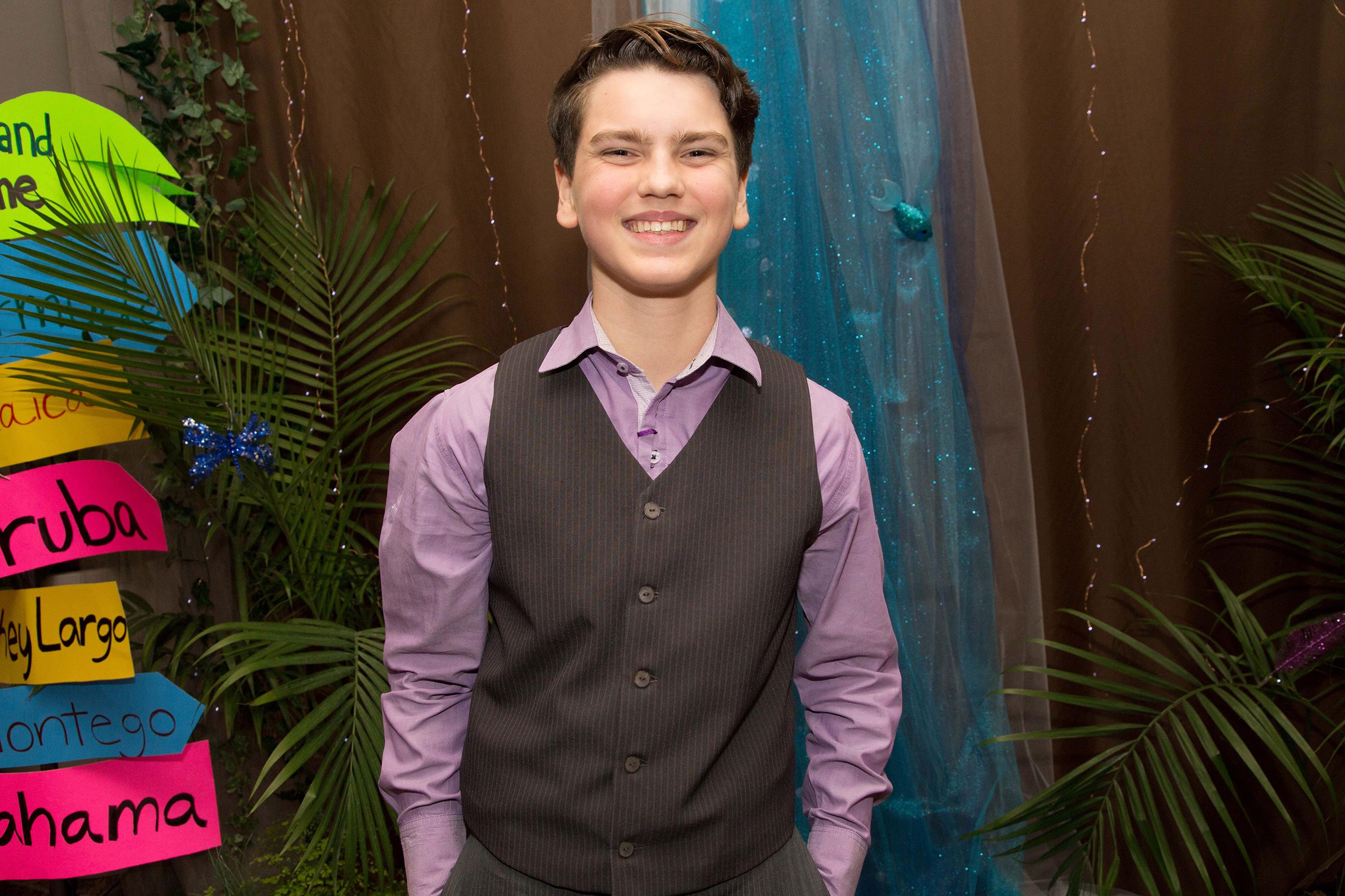 Alejandro Alleman - renal teen prom