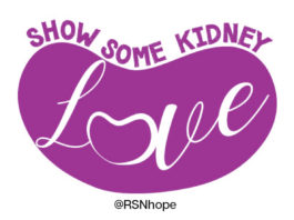 kidney month - national kidney month