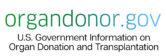 US GOVERNMENT INFORMATION ON ORGAN DONATION AND TRASPLANTATION