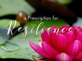 Prescription-for-resilience