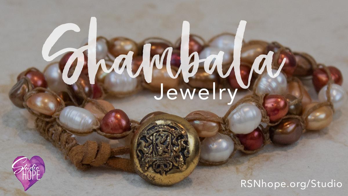 Shambala-bracelet-jewelry-workshop-glendale-ca