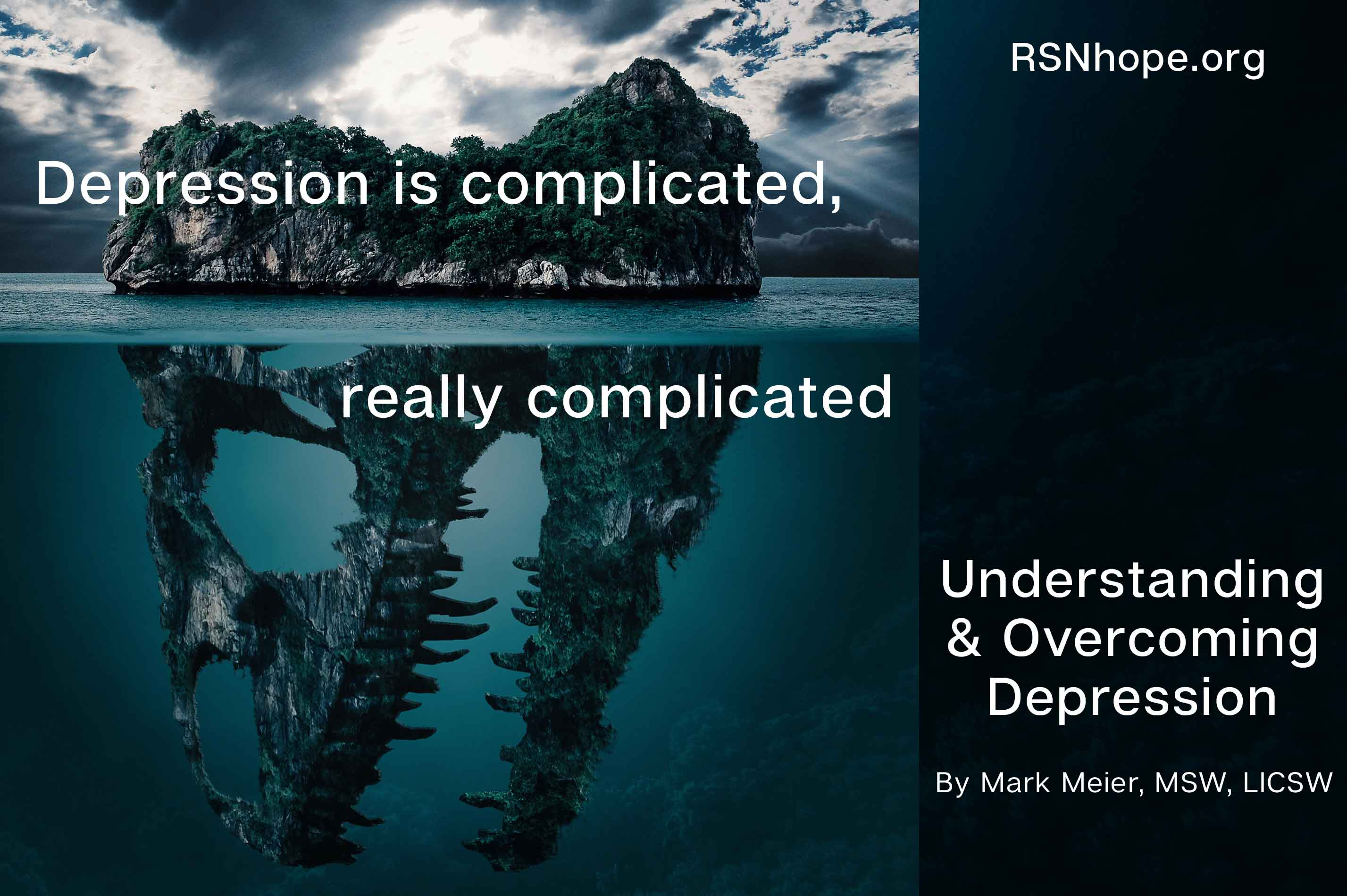Depression is Complicated, Really Complicated! | Renal ...