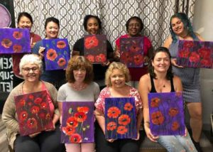 Wine-and-Paint-Workshop-Glendale-Ca